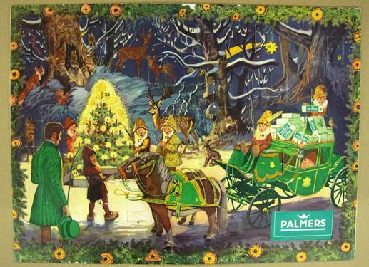 Palmers Adventskalender: Palmer (Hg)