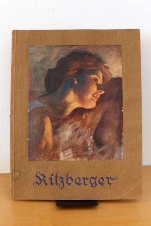 Albert Ritzberger Sein Leben und Wirken: oA Werner, Annie