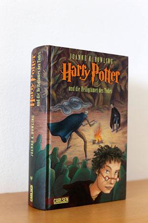 Harry Potter und die Heiligtümer des Todes: Rowling, Joanne K.