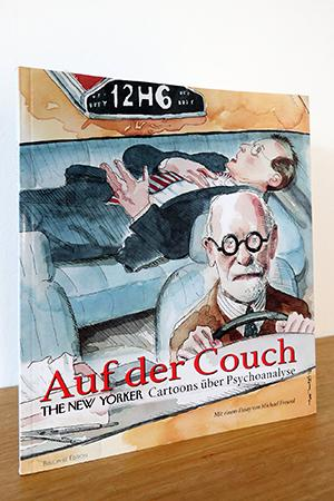 Auf der Couch - The New Yorker Cartoonsüber Psychoanalyse