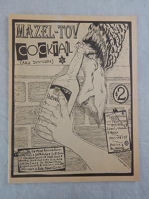 MAZEL-TOV COCKTAIL (a.k.a. Jew-Core): Jennifer Bleyer (editor and publisher)
