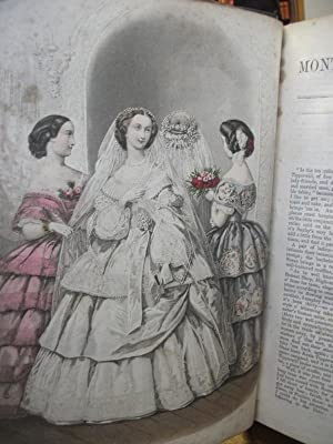 The New Monthly BELLE ASSEMBLEE; A Magazine of Literature and Fashion, Under The Immediate ...