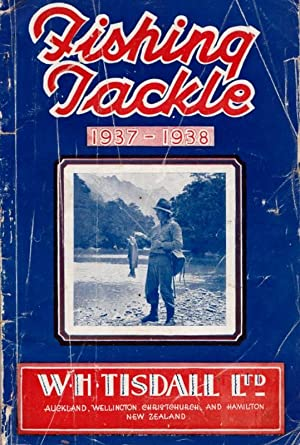 Fishing Tackle 1937-1938: TISDALL, W.H. Ltd
