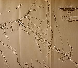 Roads. Bay of Plenty District. Sheet No.3 - Map