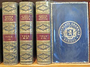 The History Of The Decline and Fall of The Roman Empire. Vol . I-IV