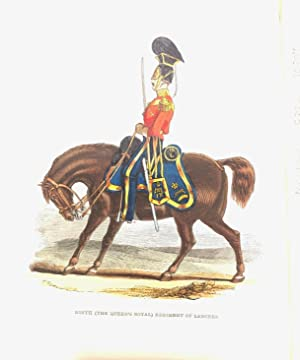 Historical Record of the Ninth, or the Queen' s Royal Regiment of Light Dragoons; Lancers;.: ...