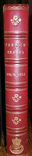 French Traits: BROWNELL, W C