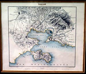 Toulon Map