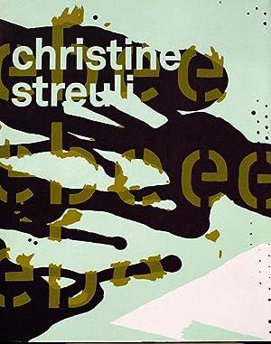 Christine Streuli Bumblebeee: STREULI, Christine