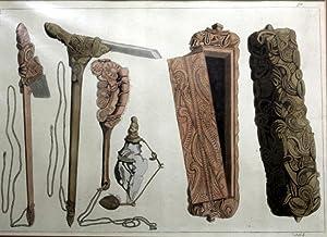 Maori Carving Engraving.