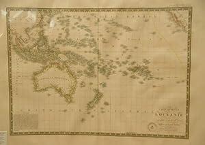 Carte Generale de L'Oceanie ou Cinquieme Partie du Monde / par A. Brue Geographe du Roi ...