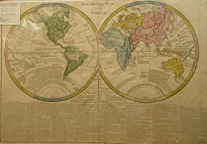 Historic Map of the World