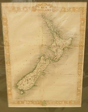 New Zealand Map: RAPKIN, John