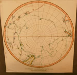 Countries Surrounding the South Pole Map: NEELE, GEORGE