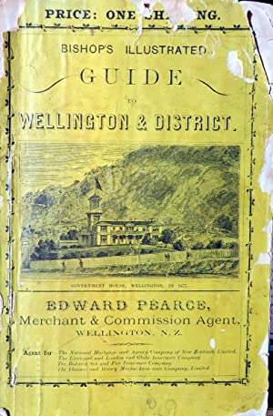 Illustrated Guide to Wellington & District: PEARCE, Edward