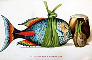 Early Postcards Album - Fish / Liners