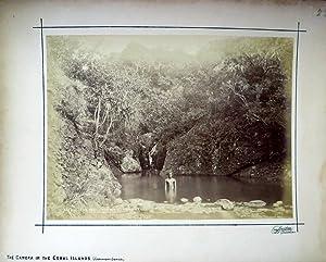 The Pool - Waitova - Levuka. Photograph
