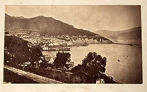 Lyttleton Woodburytype Photograph