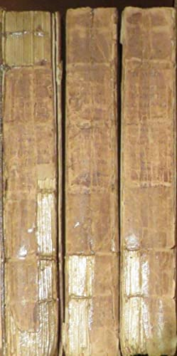 Travels in the Upper and Lower Egypt: Undertaken By Order of The Old Government of France 3 Vols.