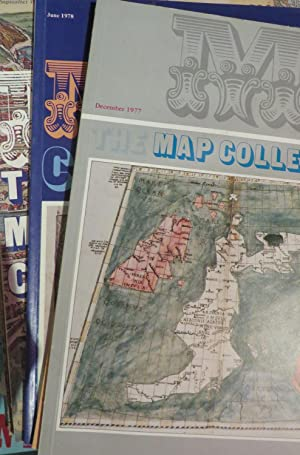 The Map Collector, Nos 1 to 28 (lacking 9, 10 & 21)