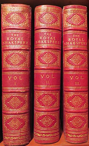 The Royal Shakspere. The Poet's Works in: SHAKESPEARE, William