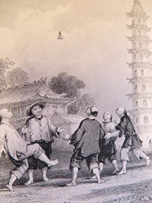 China, in a Series of Views displaying it's Scenery, Architecture and Social Habit of that Ancien...