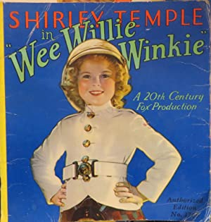 """SHIRLEY TEMPLE, in """"Wee Willie Winkie"""" A"""