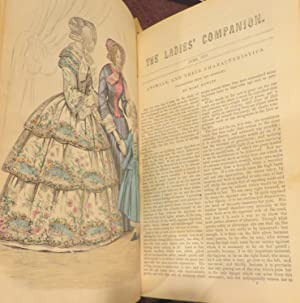 The Ladies' Companion and Monthly Magazine. May