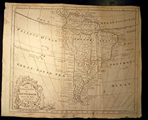 An Accurate Map of South America from the beft Authorities by Tho.s Bowen.