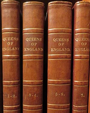 Lives of the Queens of England from the Norman Conquest¿