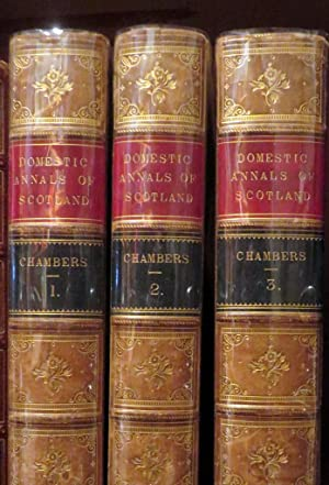 Domestic Annals of Scotland.