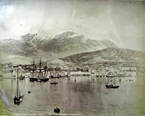 Hobart from the Bay