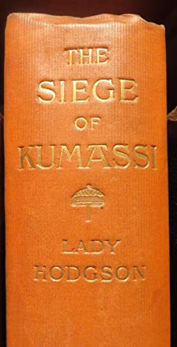 The Siege of Kumassi