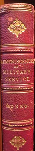 Reminiscences of Military Service with the 93rd Sutherland Highlanders