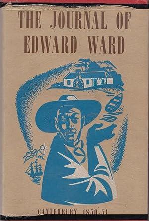 The Journal of Edward Ward 1850-51 : WARD, Edward.