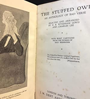 The Stuffed Owl : An Anthology of Bad Verse ; Selected and Arranged By D.B. Wyndham Lewis and ...