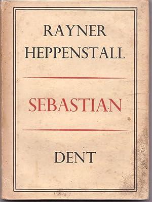 Sebastian: HEPPENSTALL, Rayner.