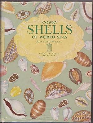 Cowry Shells of World Seas: Allan, Joyce