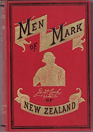 Men of Mark of New Zealand: COX, Alfred (editor)