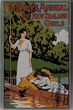 Empire Annual for Girls: BUCKLAND, A.R. (editor)
