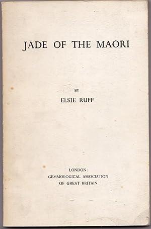 Jade of the Maori: RUFF, Elsie