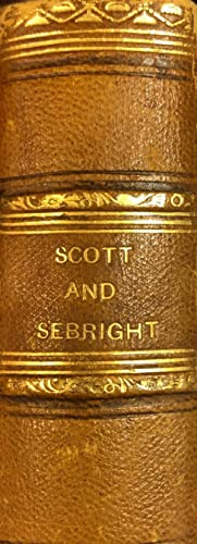 Scott and Sebright, By the Druid: WARNE, D.F. (the Druid)
