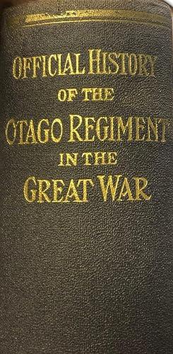 Official History of the Otago Regiment N.Z.E.F.: Byrne, Arthur Emmett
