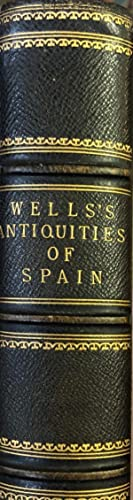 The Picturesque Antiquities of Spain; Described In A Series of Letters, With Illustrations.: WELLS,...