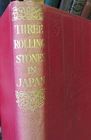 Three Rolling Stones in Japan