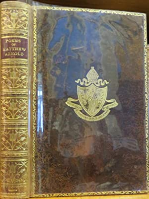 The Poems of Matthew Arnold 1840-1867. With an Introduction By Sir Arthur Quiller-Couch