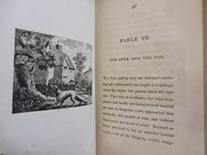 The Fables of Aesop, With a Life of the Author; and Embellished with One Hundred & Twelve ...