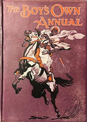 THE BOY'S OWN ANNUAL Vol. XLIII, 1920-21