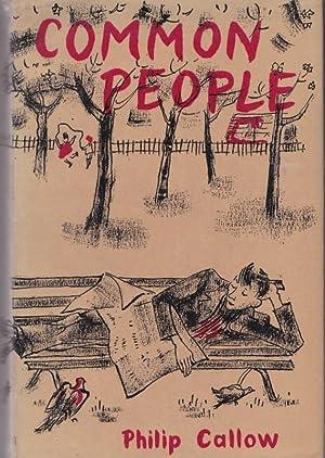 Common People: CALLOW, Philip