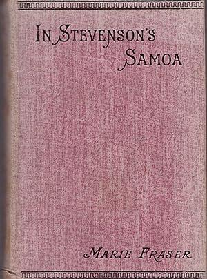 In Stevenson�s Samoa: FRASER, Marie